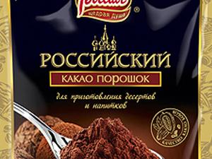 Какао порошок ТМ Россия Щедрая Душа